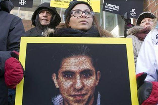 Ensaf Haidar lutte pour libérer son époux, Raif Badawi.