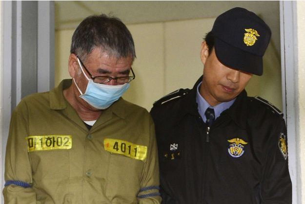 Lee Jun-Seok a été condamné à la prison à perpétuité en appel.