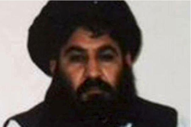 Un photo présentée par les taliban comme représentant Akhtar Mohammad Mansour.