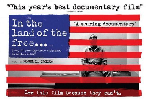 """L'affiche du film """"Au pays de la liberté"""""""