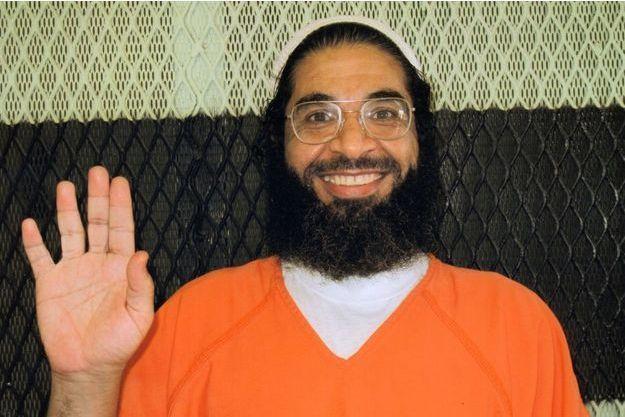 Shaker Aamer sur le seul cliché disponible du détenu.