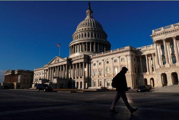 Le Capitole, à Washington, jeudi.