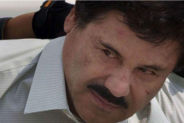 El Chapo est activement recherché