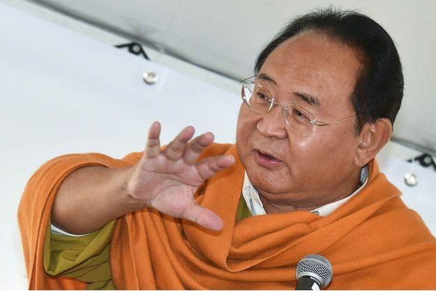 Sogyal Lakar Rinpoché