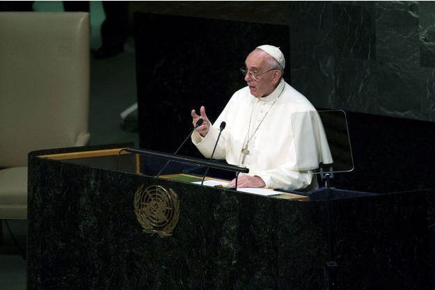 Le pape à l'ONU