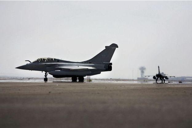 Le premier Rafale avait quitté la base aérienne française 104 Al-Dhafra, aux Emirats arabes unis le 15septembre, dernier.