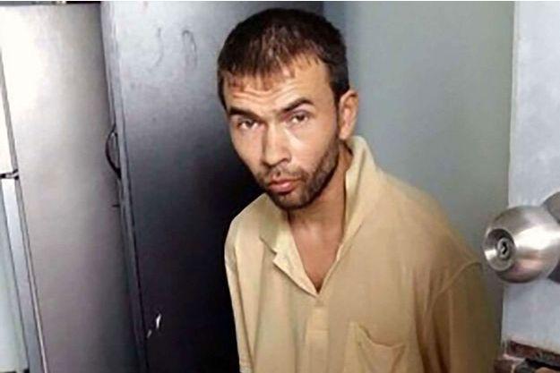 Le suspect arrêté dans le cadre de l'enquête sur l'attentat du sanctuaire d'Erawan.