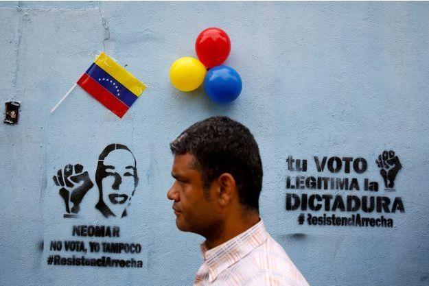 Le prix Sakharov a été attribué à l'opposition vénézuélienne.