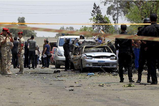 L'attentat a été mortel ce lundi au Caire.