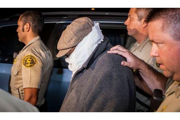 Nakoula Basseley Nakoula a été arrêté jeudi à Los Angeles.