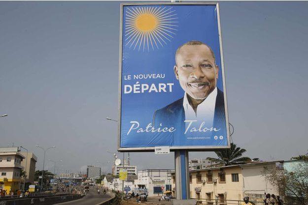 Patrice Talon affrontera sans doute Lionel Zinsou au second tour de l'élection présidentielle béninoise le 20 mars.