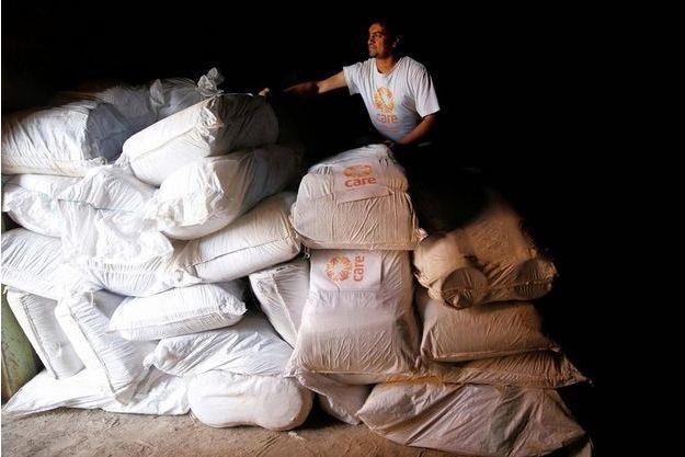 L'ONG CARE à l'action depuis les premiers jours, fait son maximum pour que la population soit prête à affronter la mousson.