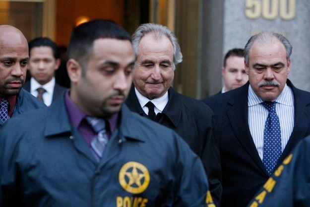 Bernard Madoff, le 5 janvier 2009.