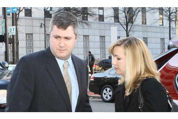 Gabe Watson et sa nouvelle épouse depuis quatre ans, Kim.