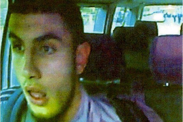 Omar El-Hussein, le tireur présumé.