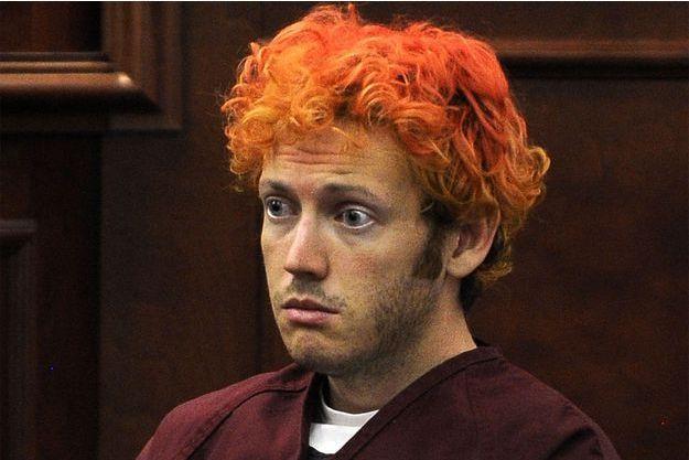 James Holmes a tué 12 personnes dans un cinéma d'Aurora en 2012.
