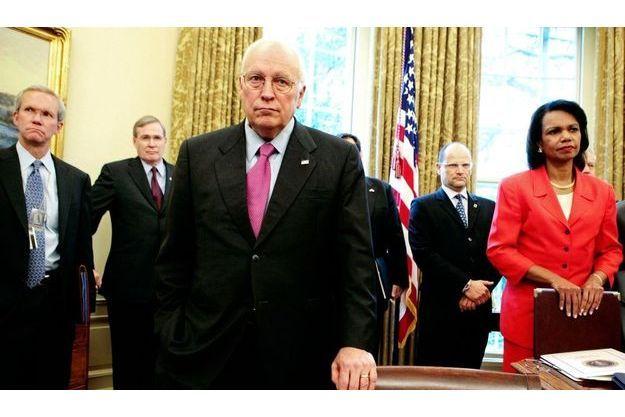 Dick Cheney a été vice-président des Etats-Unis de 2001 à 2008.