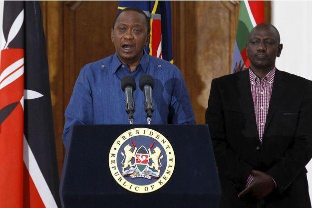 Le président Uhuru Kenyatta est critiqué pour son manque d'efficacité sur ce dossier brûlant.