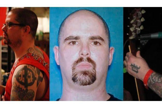Le tueur fou du Wisonsin a toute son idéologie tatouée sur son corps.