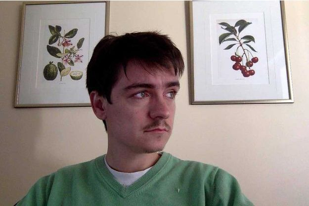 Alexandre Bissonnette, étudiant à l'Université Laval, est l'un des deux suspects.