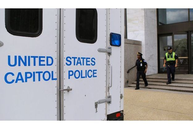 Le suspect Paul Kevin Curtis a été arrêté pour l'affaire des lettres empoisonnées.