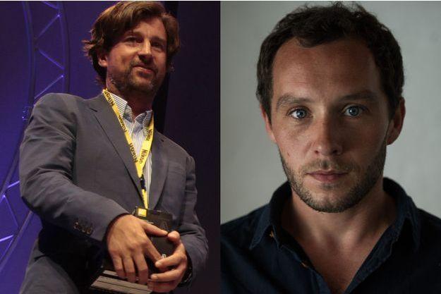 Jean-Philippe Rémy et le Britannique Phil Moore.