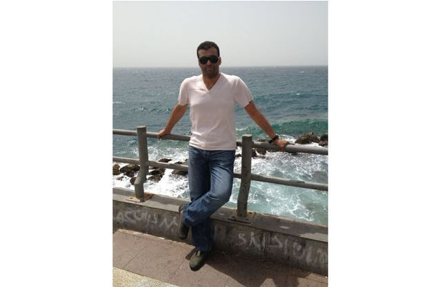 Alaa Brinji avant son emprisonnement.