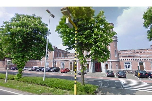 La prison secondaire de Louvain, en Belgique.