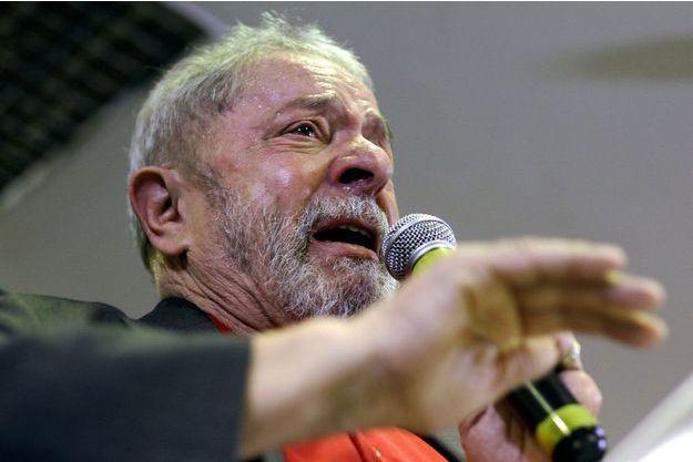 L'ancien président Lula