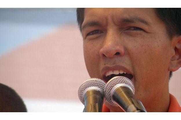 Andry Rajoelina est protégé par la France et l'ONU.