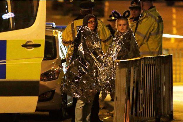 L' attentat suicide a fait au moins 22 morts et 59 blessés lundi soir à Manchester.