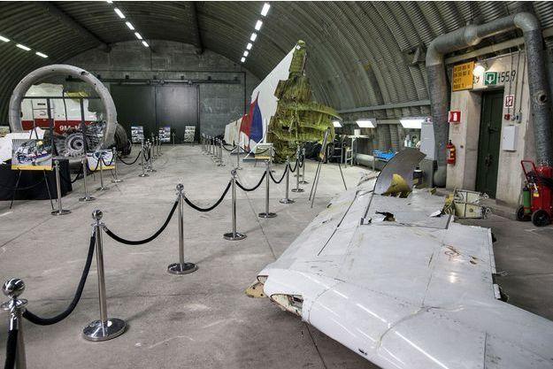 Le MH17, qui comptait 15 membres d'équipage, était parti d'Amsterdam en route pour Kuala Lumpur.