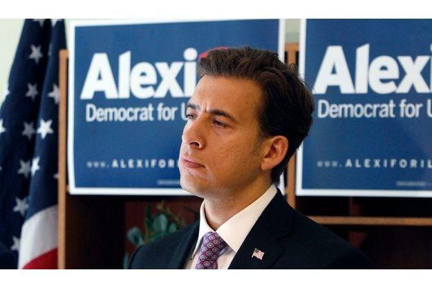 Alexi Giannoulias marchera-t-il dans les pas de Barack Obama ?