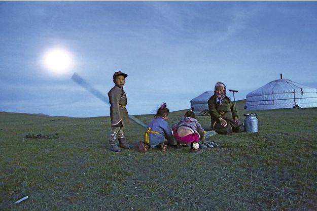 Mongolie : les damnés de la steppe