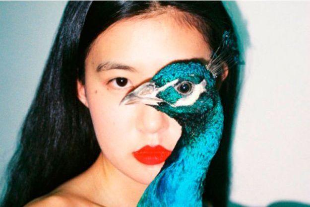Photographie réalisée par Ren Hang