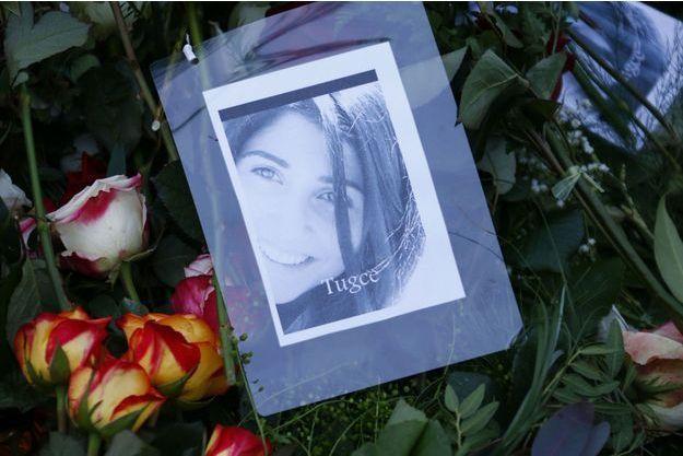 Le visage de Tugçe restera gravé dans les mémoires.