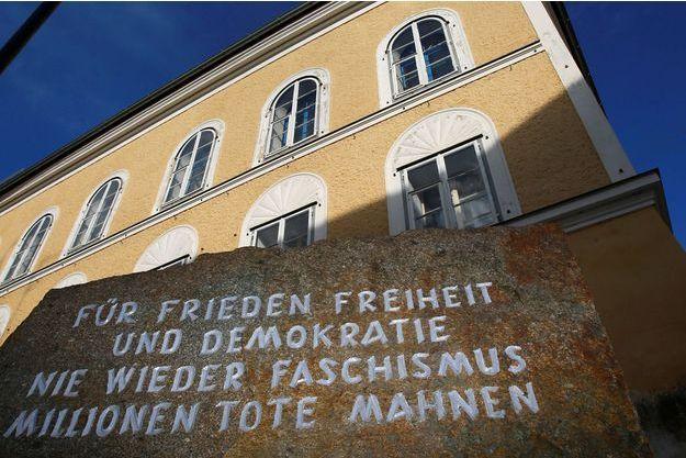 La maison natale de Hitler