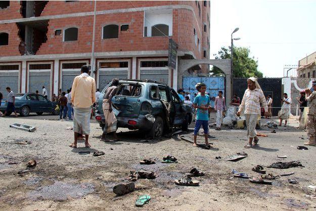 Un double attentat au Yémen a fait 41 morts et de nombreux blessés.