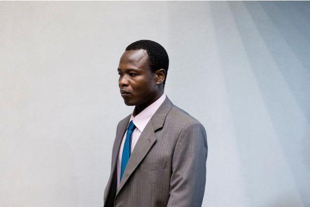 Dominic Ongwen, le premier enfant-soldat jugé à la Cour pénale internationale de La Haye.