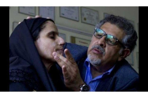 Le Dr Jawad et Zakia.