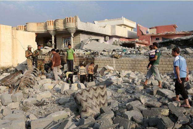 Plus de 230 personnes ont été massacrées près de Mossoul par l'EI.