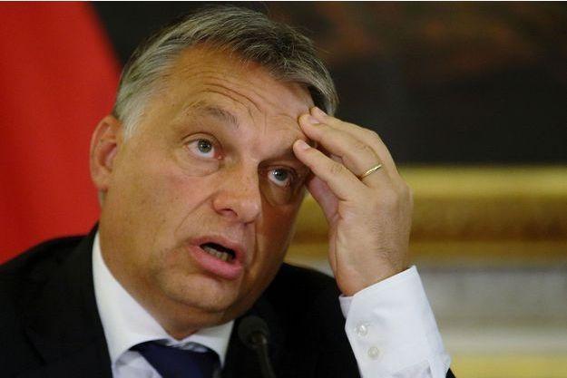 Viktor Orban veut des quotas mondiaux pour se répartir les migrants.