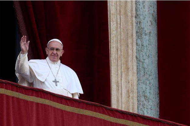 Le pape dimanche au Vatican
