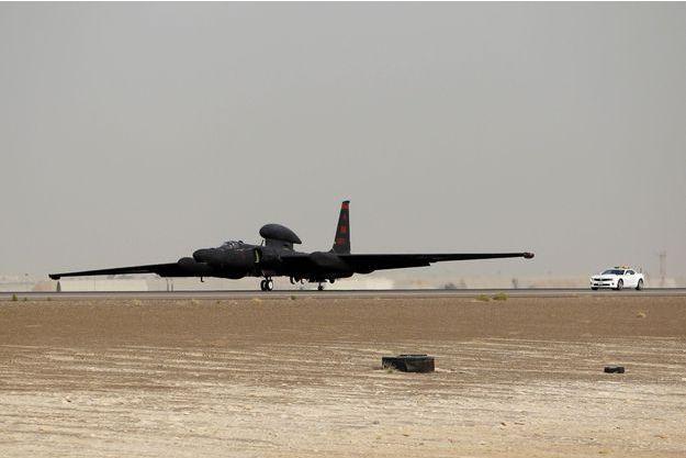 Un avion de la coalition (image d'illustration).