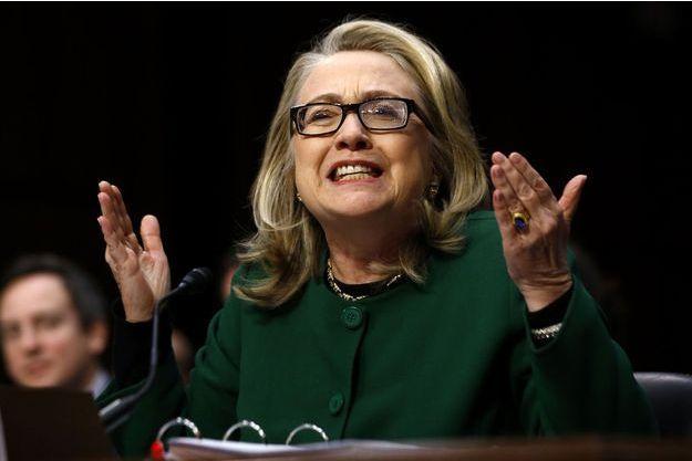 Hillary Clinton est candidate à la présidentielle américaine