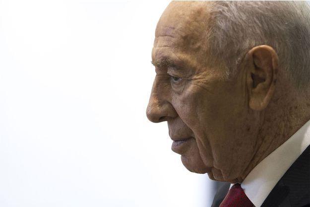 Shimon Peres est mort à 93 ans