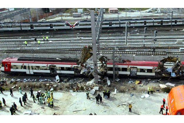 Le 11 mars 2004, Madrid a été frappée par de multiples attaques à la bombe, à trois jours d'une élection nationale.