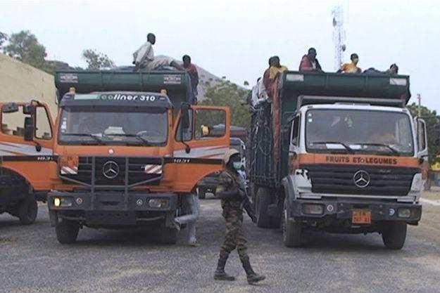 En décembre dernier, l'armée camerounaise libérait des otages de Boko Haram.