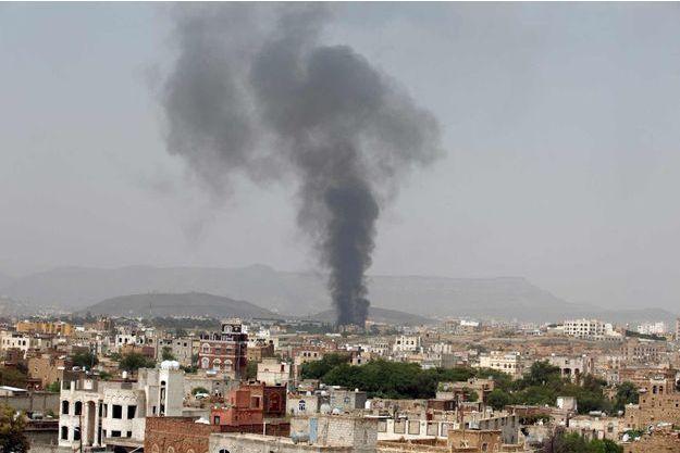 Les bombardements de la coalition arabe sous commandement saoudien ont repris à Sanaa, au Yémen.