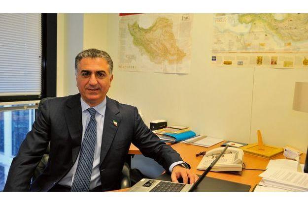 Reza Pahlavi.